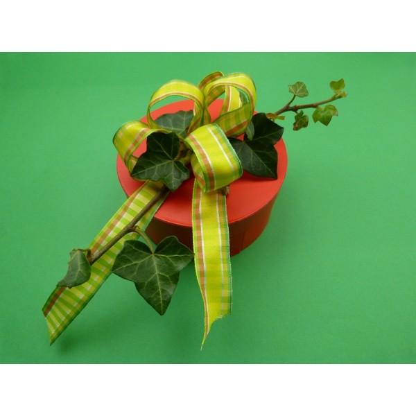 Sehr Schöne Dekoidee | eine Geschenkschleife binden BI13