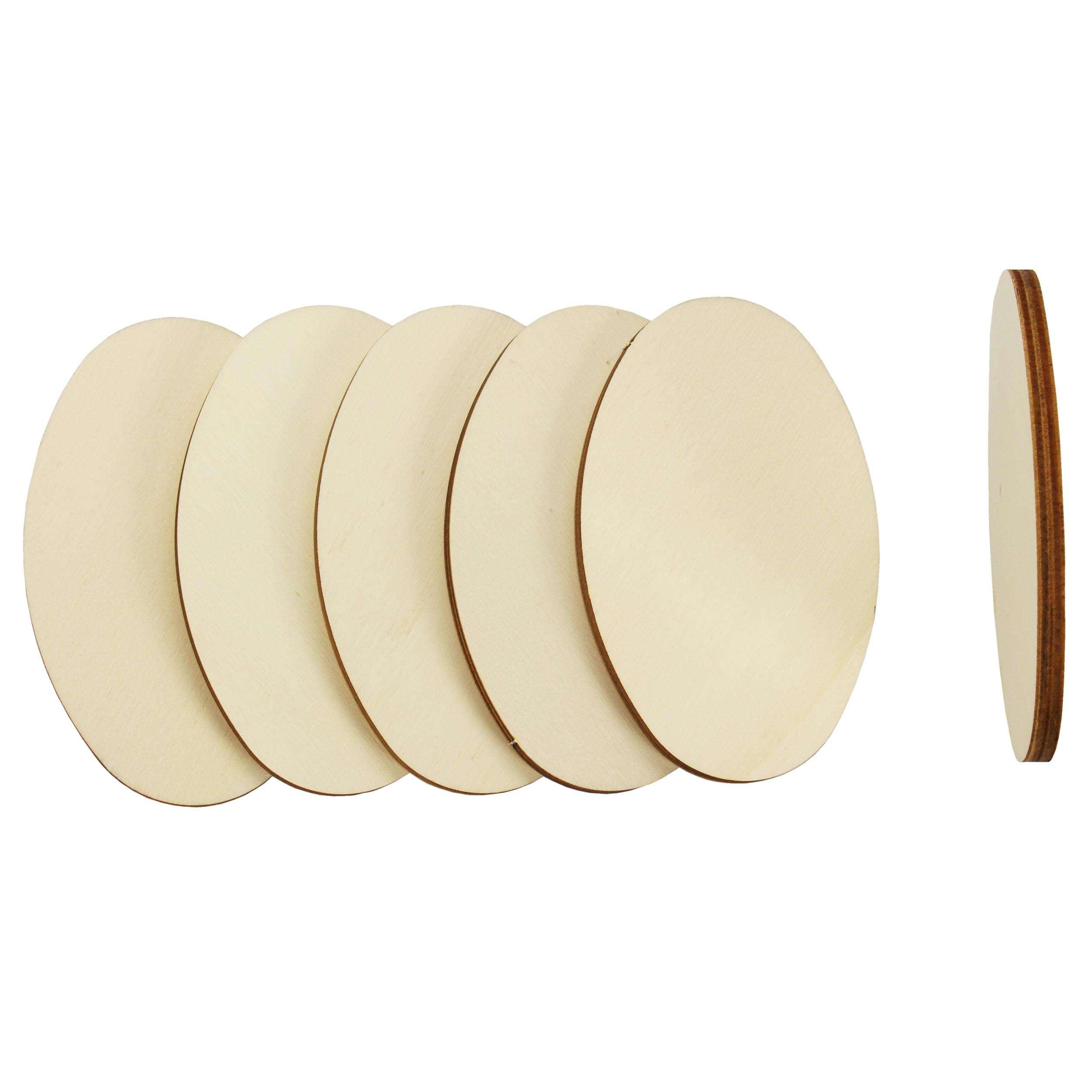 Birkenscheiben oval ca 4-6 mm stark 2-4 cm breit 4-9 cm lang und ca