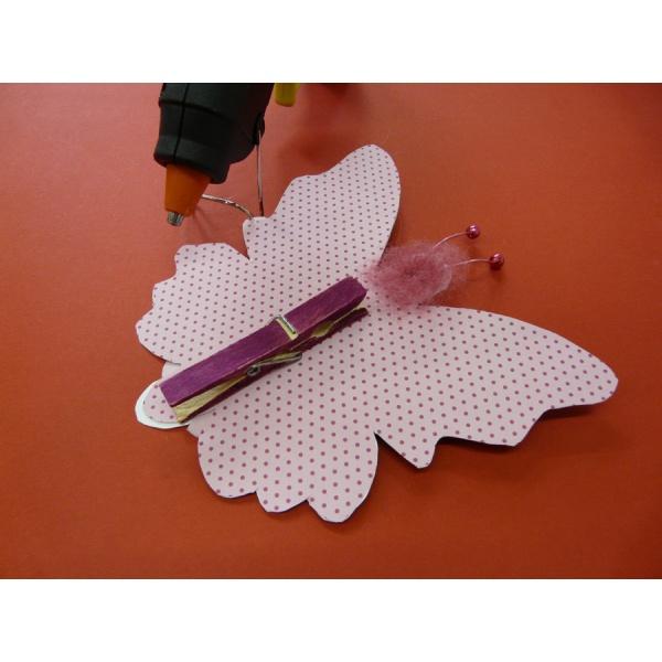Einfache Anleitung Zum Schmetterling Basteln Mit Kindern