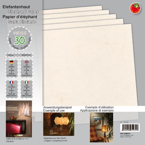 Elefantenhaut Papier