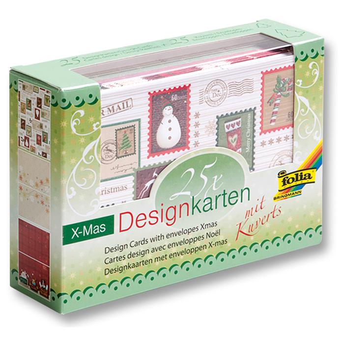 designkarten mit kuverts weihnachten weihnachtliche. Black Bedroom Furniture Sets. Home Design Ideas