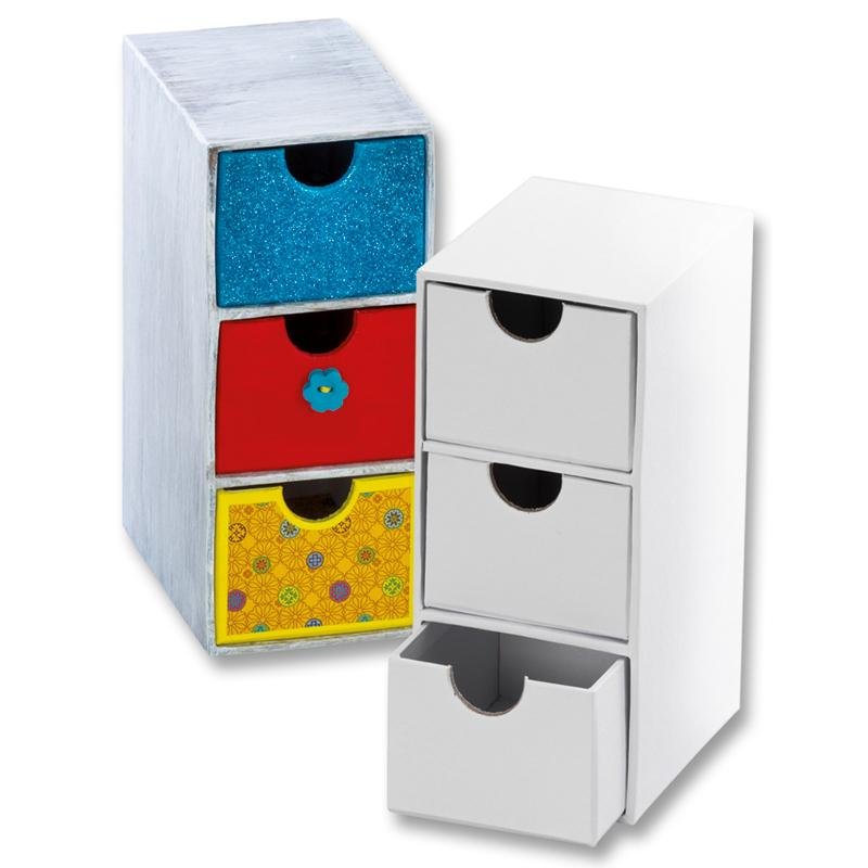 pappschachtel kommode schmal wei besonders toll r schmuck. Black Bedroom Furniture Sets. Home Design Ideas