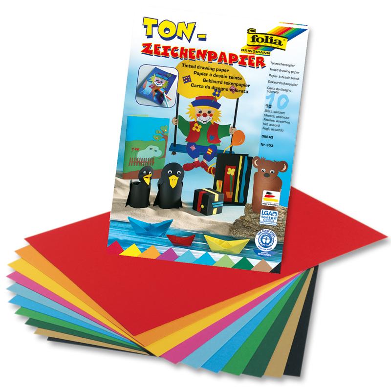 Tonpapier A3