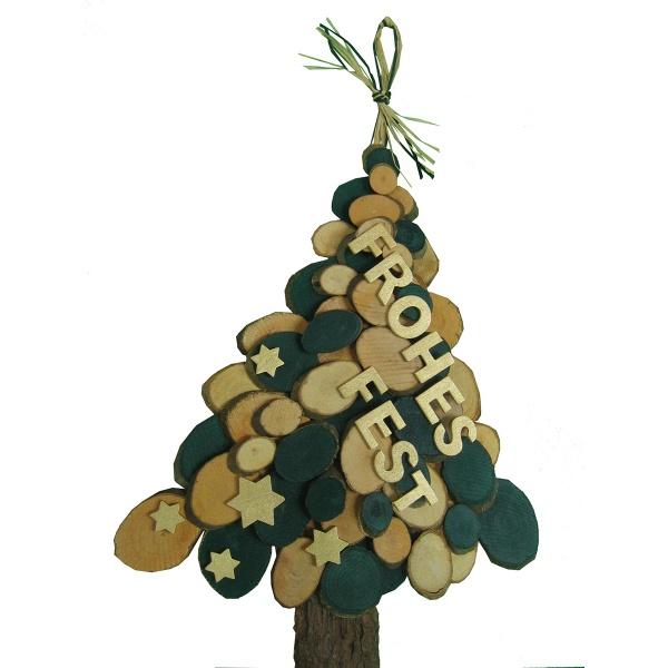 Baumscheiben Zum Basteln Weihnachten Tolle Anleitung Zum Basteln