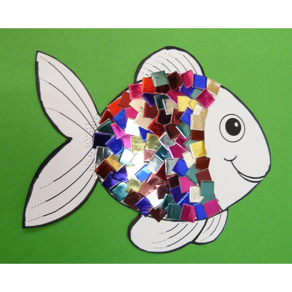 Fische Basteln Kindergarten
