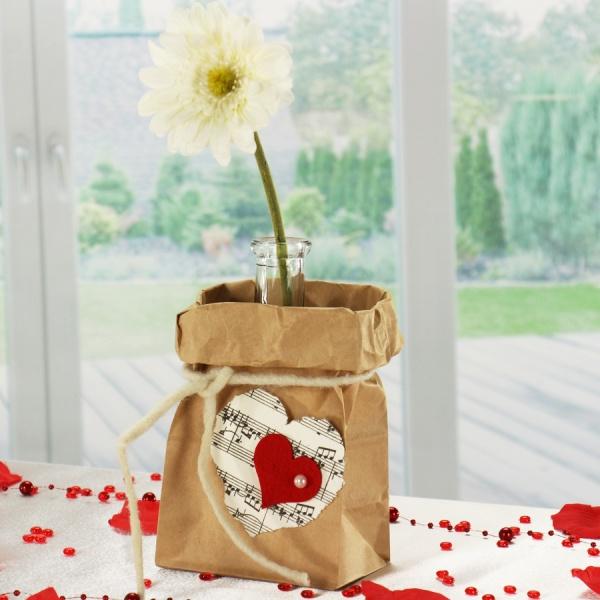 Ideen zum muttertag basteln dekorieren - Bastelideen zum muttertag ...