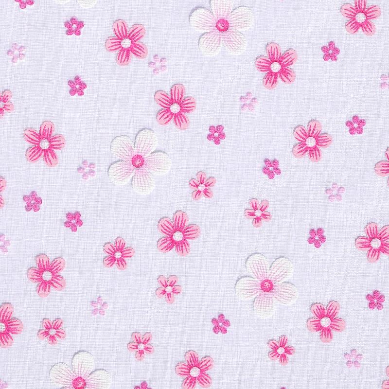 Eine große Auswahl an verschieden Vliesen mit Blumenmotiven | Blumen ...