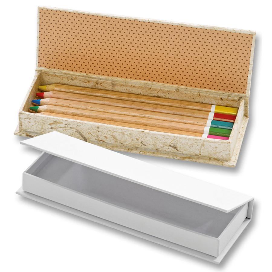 Stiftebox aus pappe wei f r individuelle stifteboxen - Schlitten basteln pappe ...