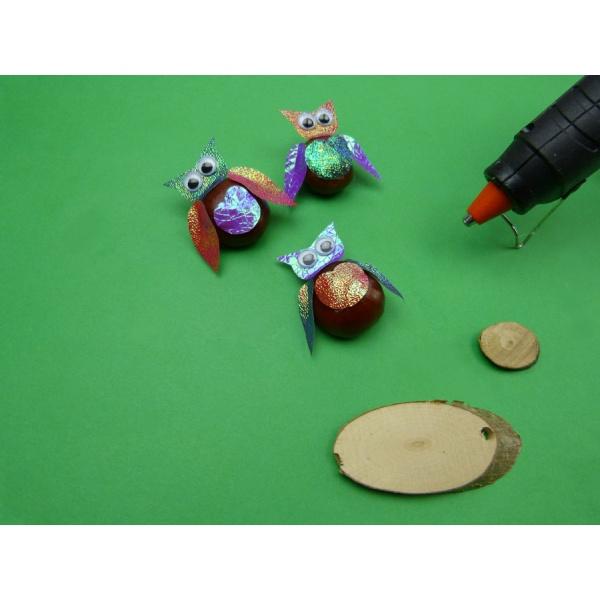 basteln kastanien eine nette bastelidee zum basteln mit kinder. Black Bedroom Furniture Sets. Home Design Ideas