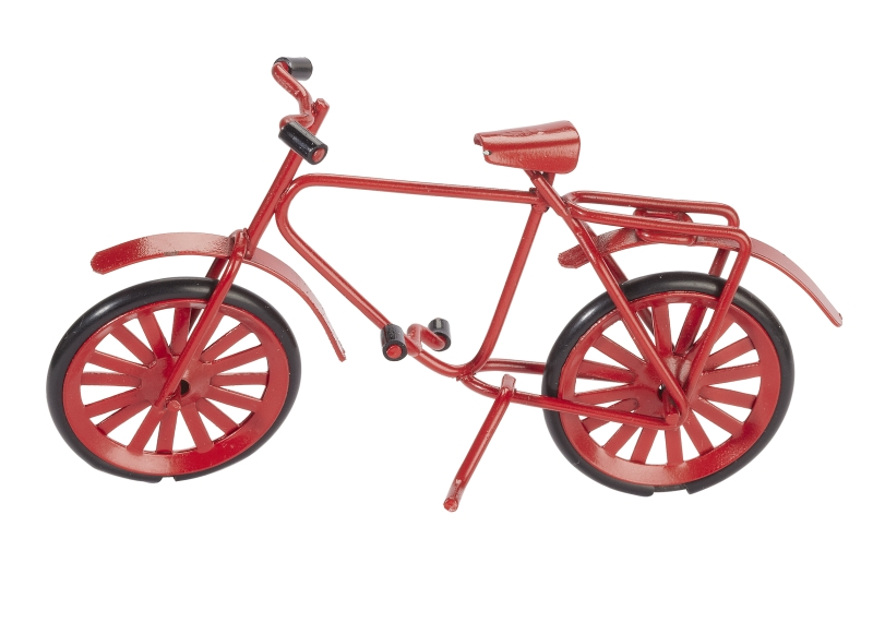 deko fahrrad rot ca 14 x 10 cm deko artikel. Black Bedroom Furniture Sets. Home Design Ideas