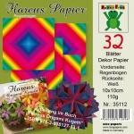 Origami Papier 10x10