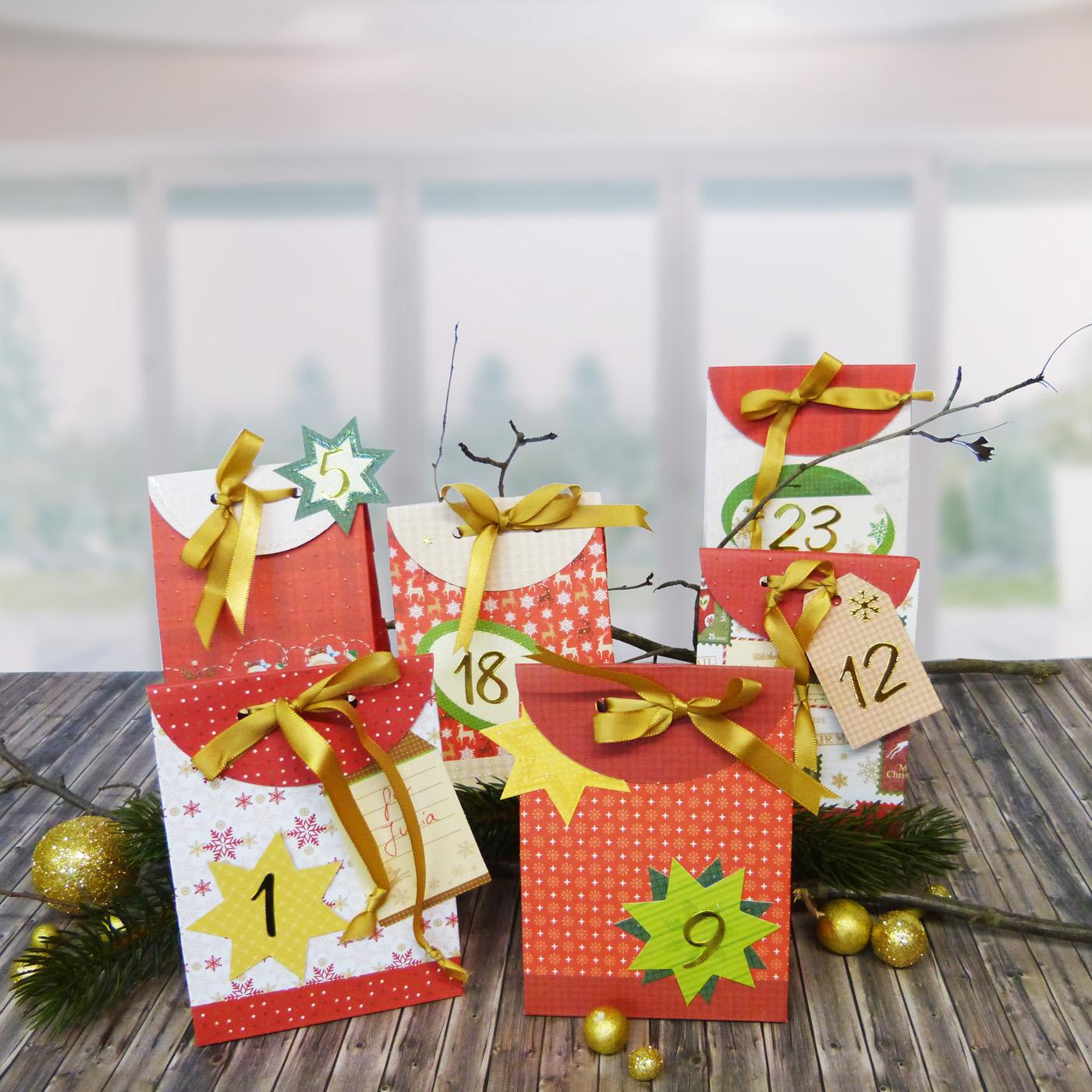 Saisonales basteln bastelanleitungen und tolle ideen for Basteln weihnachten