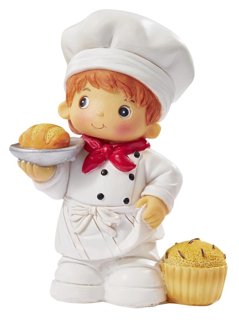 Creapop Kochfigur, 9 cm | Geldgeschenke einmal anders!