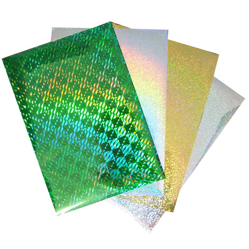 Holographische Folie Selbstklebende Folie Mit 3d Effekt