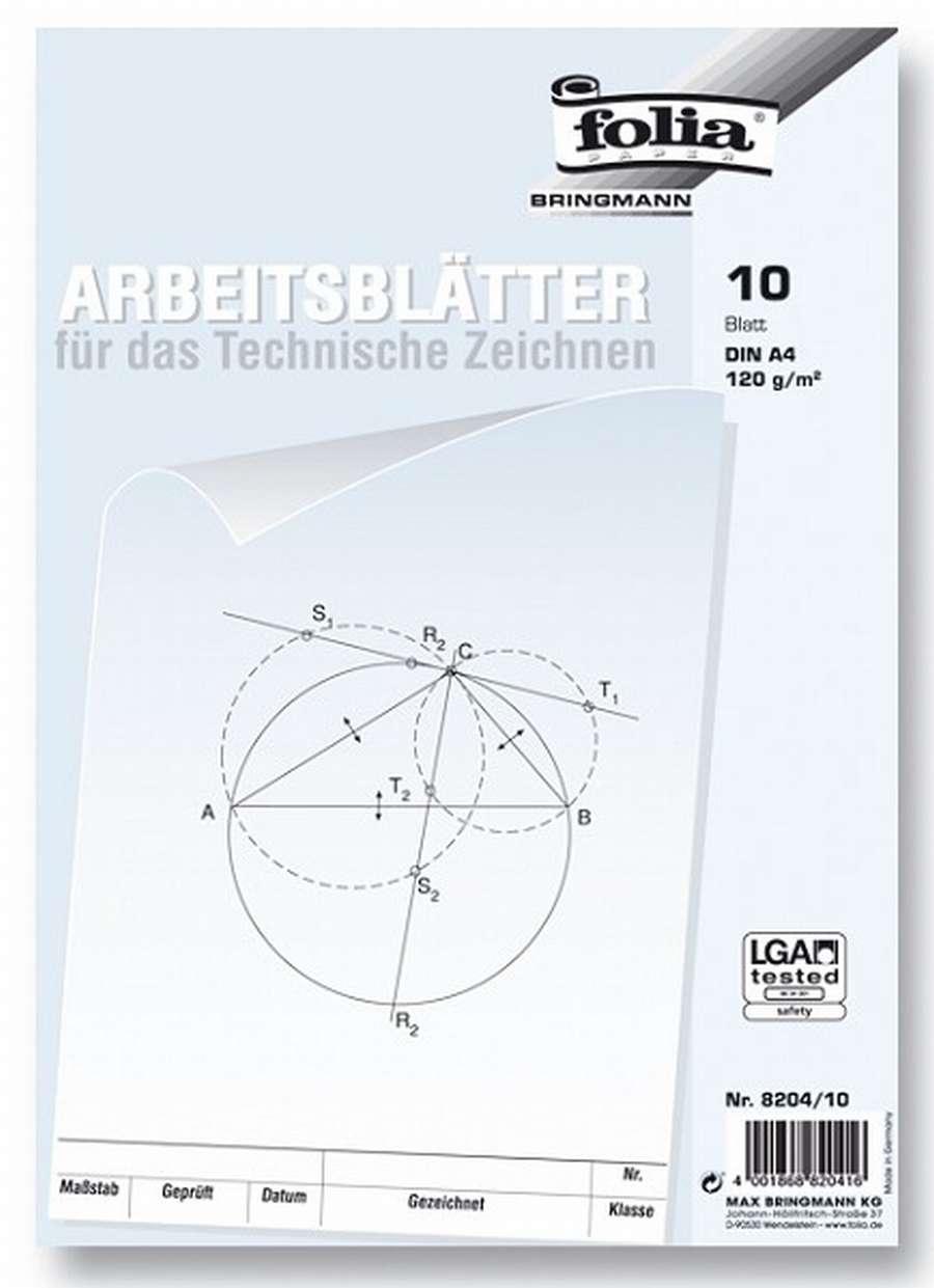 Technisches Zeichnen Arbeitsblätter