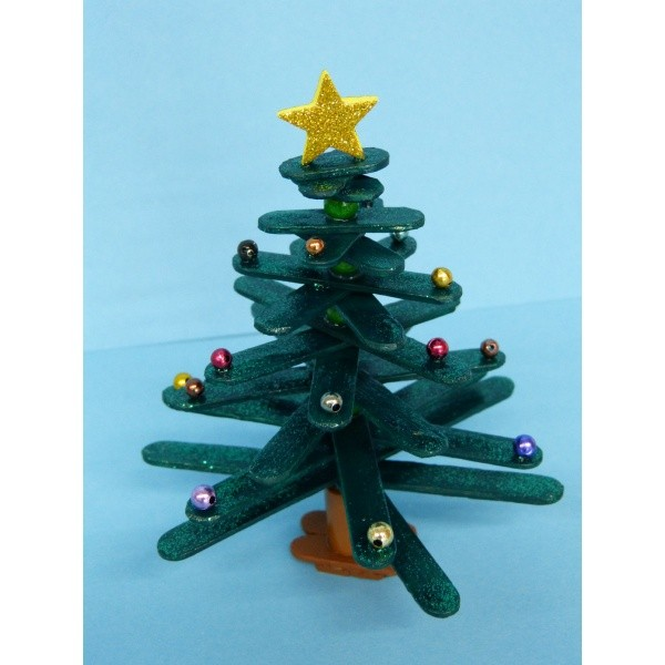 Weihnachtsbaum Basteln Eine Nette Bastelanleitung Zum Nachmachen