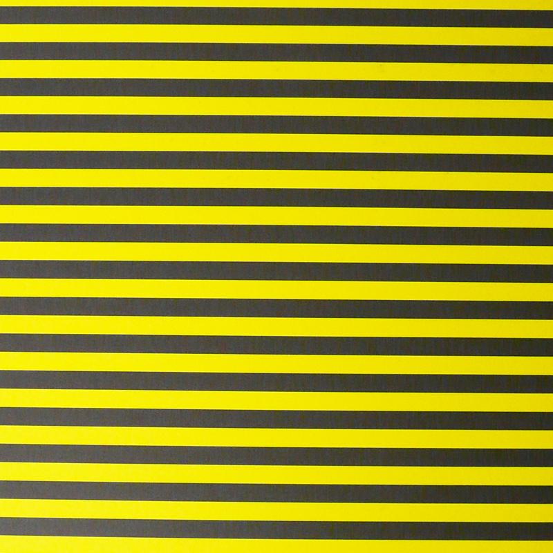 fotokarton streifen gelb schwarz 50x70 cm 10 bogen