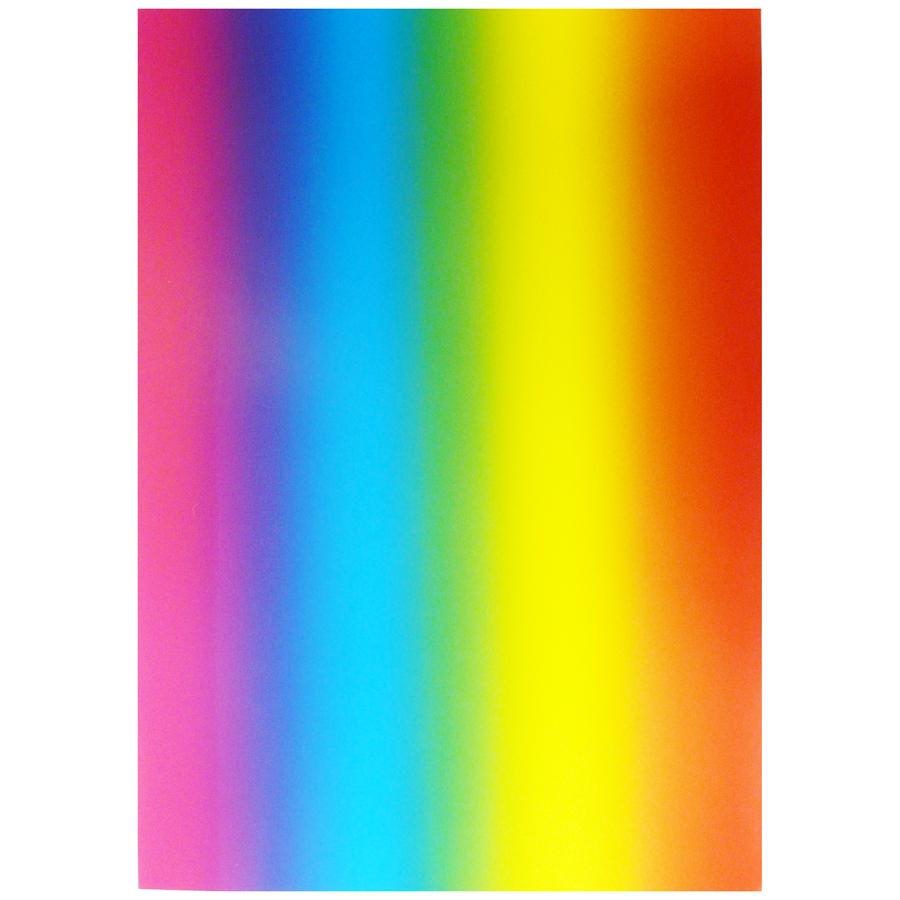 Regenbogenpapier