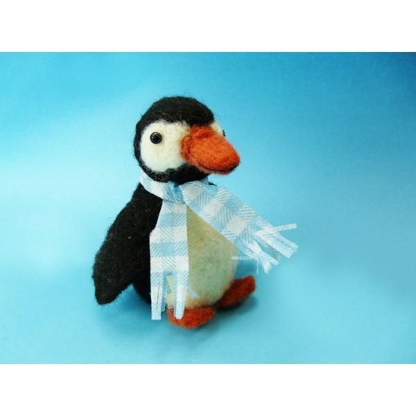 pinguin schnabel basteln