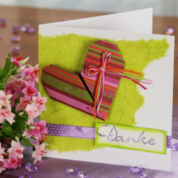 ideen mit herz mit ein wenig kreativitt eigene geschenke basteln - Kreative Ideen