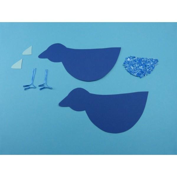 kinder basteln eine sch ne bastelidee f r kinder einen netten vogel mit kinder basteln. Black Bedroom Furniture Sets. Home Design Ideas