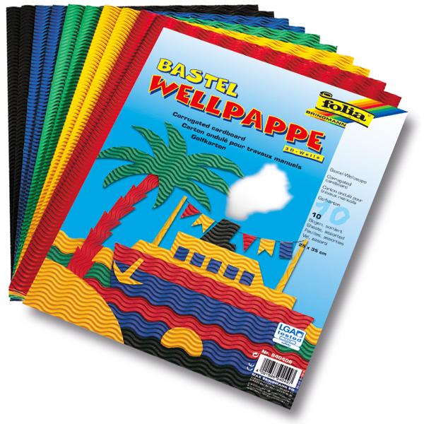 3d Wellpappe