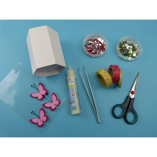 Schritt 1. Schritt 1. Unsere Verwendeten Bastelmaterialien Zum Kindergeburtstag  Basteln.