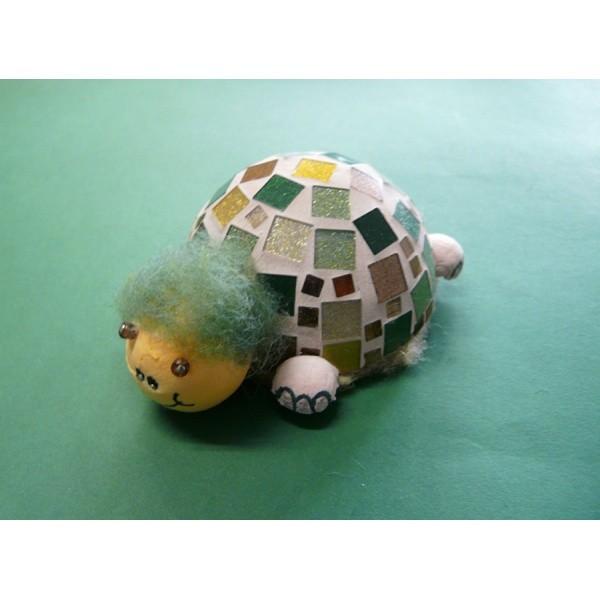 Herrliche Bastelidee | Schildkröte basteln