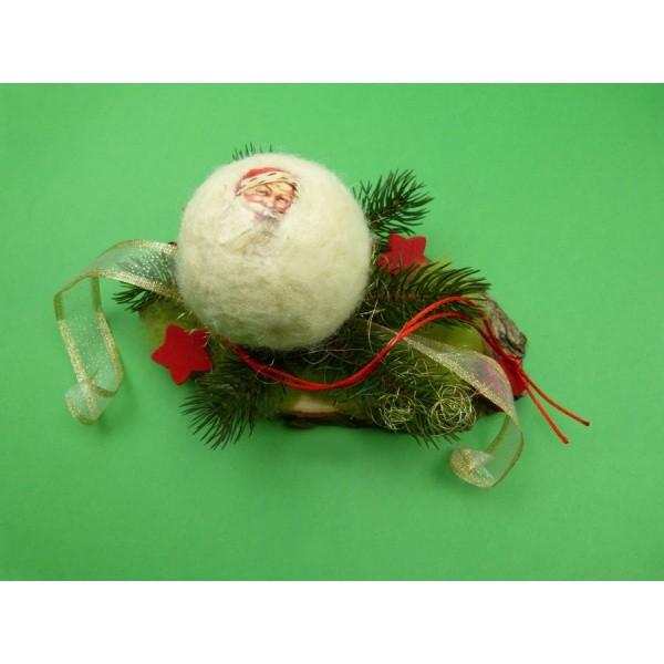 Basteltipps Fur Weihnachten Eine Schone Tischdeko Fur Die