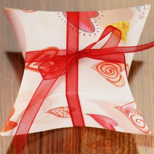 Geschenkschachtel basteln aus tonkarton - Bastelideen zum muttertag ...