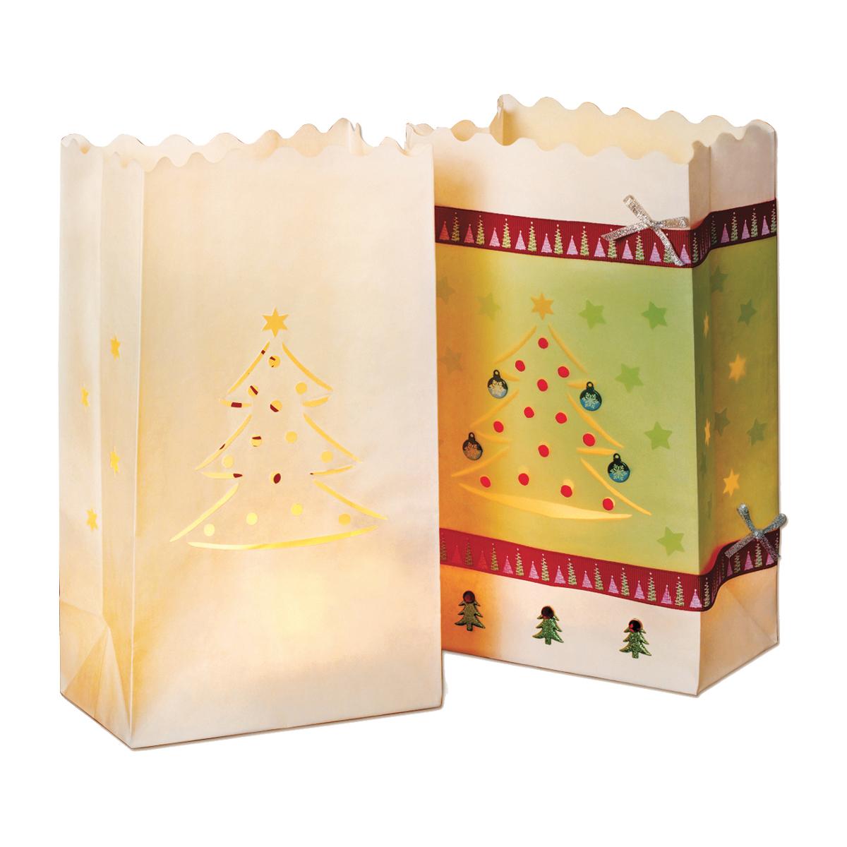 lichtert ten aus papier weihnachtsbaum zur dekoration. Black Bedroom Furniture Sets. Home Design Ideas