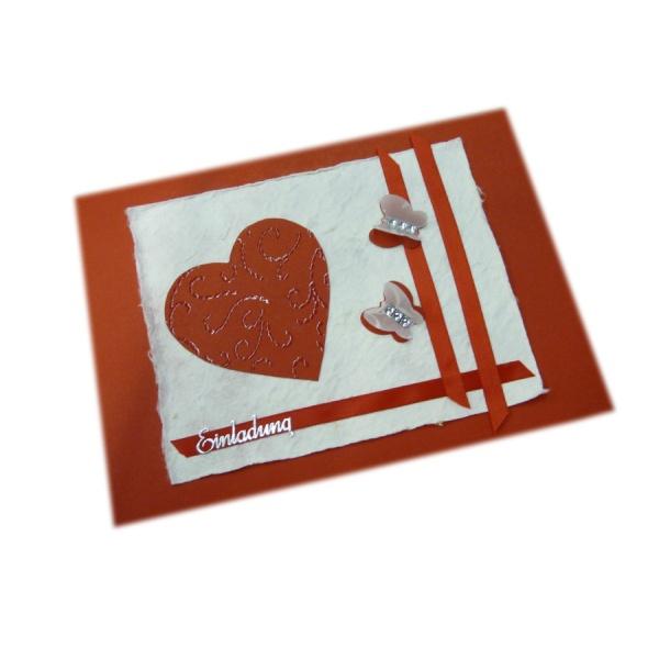 Bezaubernde Und Wunderschone Hochzeitskarte Basteln Basteltipp