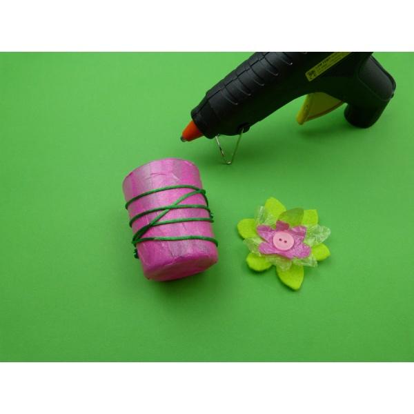 fr hlingsdeko selber basteln frische farben f r eine fr hlingsdeko. Black Bedroom Furniture Sets. Home Design Ideas