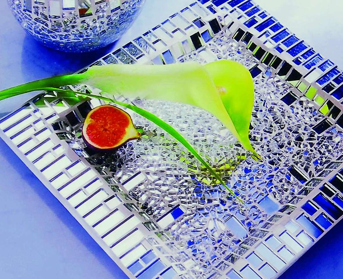 hier finden sie bastelmaterial wie mosaikstein spiegel mosaikspiegel in unterschiedlichen gr en. Black Bedroom Furniture Sets. Home Design Ideas