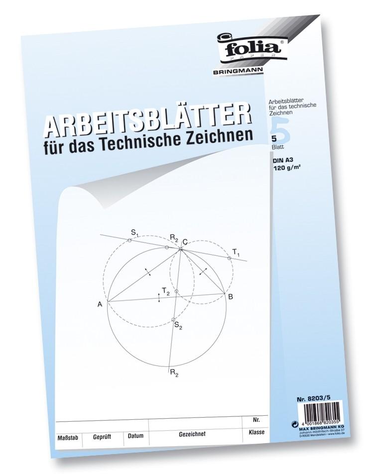 Arbeitsblätter technisches Zeichnen | Weiße Blanko-Zeichenblätter ...