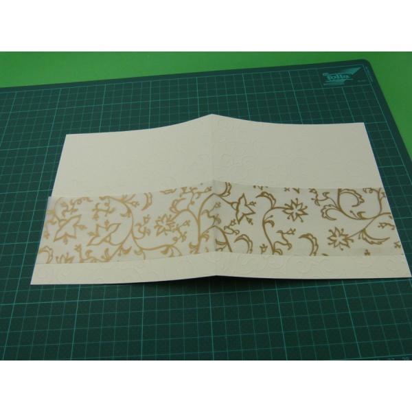 Einladungskarten Goldene Hochzeit Selbst Gestalten: Einladungskarte Goldene Hochzeit