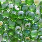 Dekosteine Glas