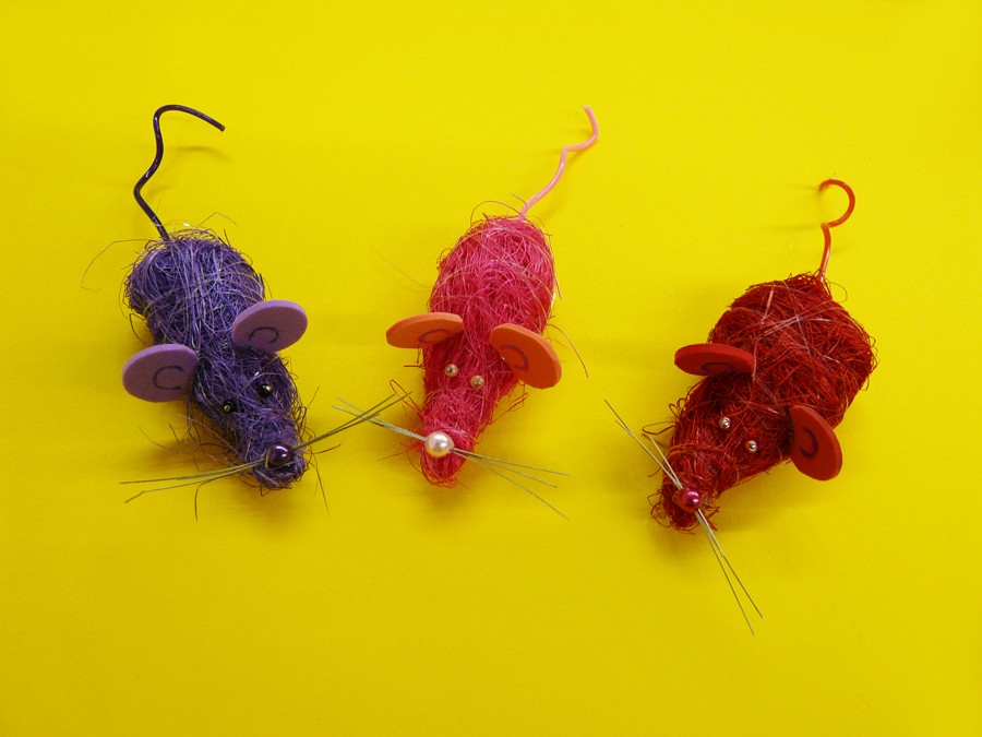 mäuse basteln mit kindern | trendmarkt24 bastelideen, Garten und erstellen