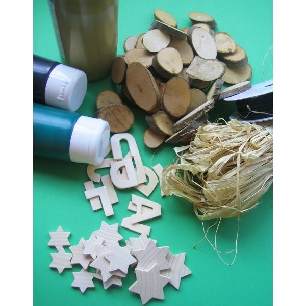 Baumscheiben Zum Basteln Weihnachten Tolle Anleitung Zum