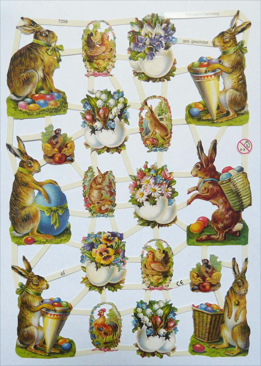Poesiebilder Ostern