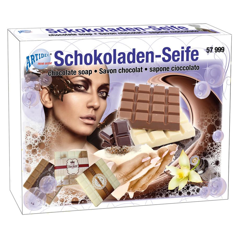 schokoladen seife die geniale bastelpackung als mitbringsel eine dufte geschenkidee. Black Bedroom Furniture Sets. Home Design Ideas